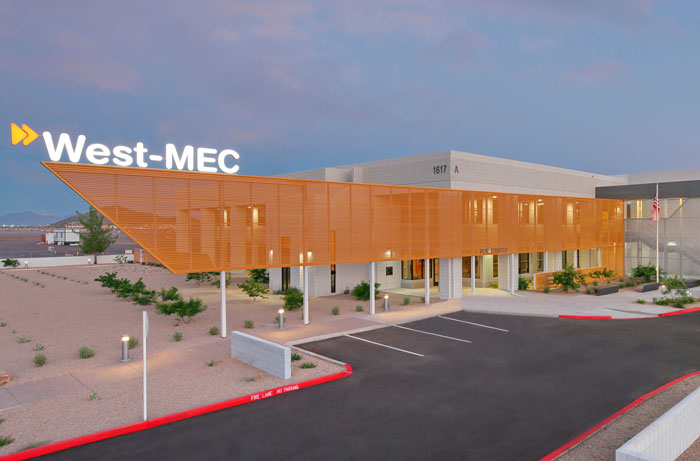 Photo: west-mec northeast campus