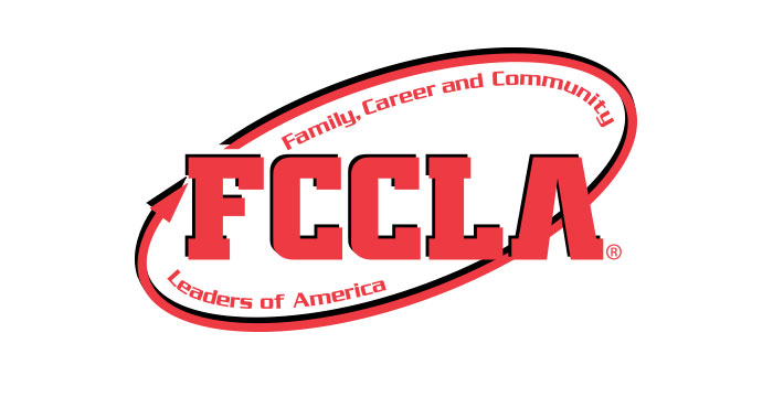 Logo: FCCLA career technical student organization