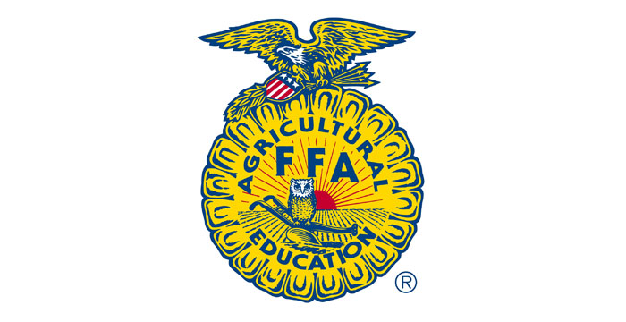 Logo: FFA career technical student organization