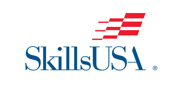 Logo: SkillsUSA career technical student organization