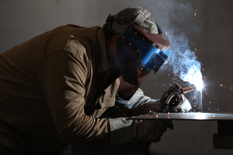 photo of welding