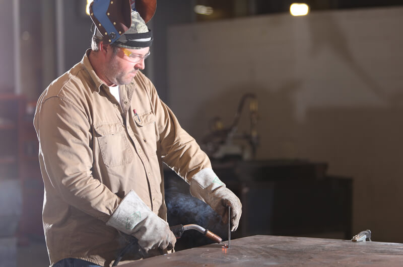 welding technology program adult education