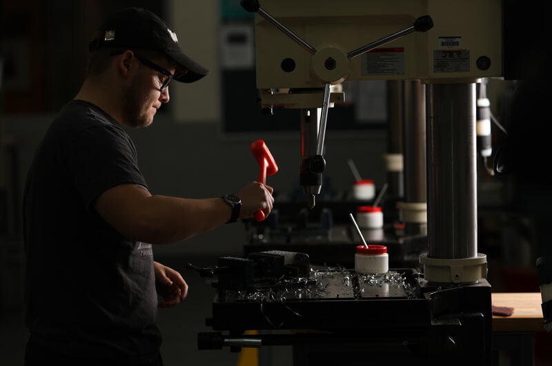 Precision Manufacturing program adult education