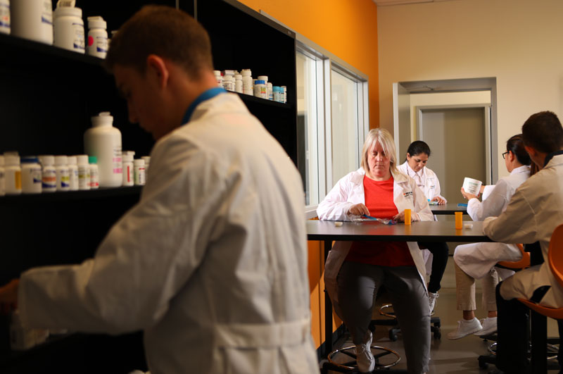 pharmacy technician program adult education