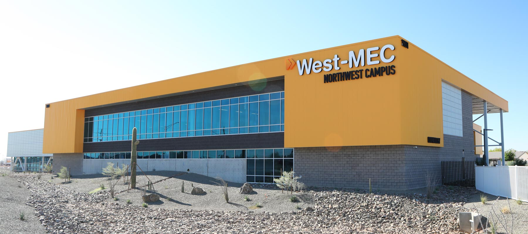picture of northwest campus