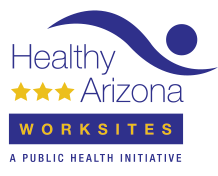 healthy AZ worksites logo