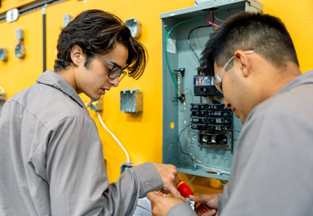 Electrical Students
