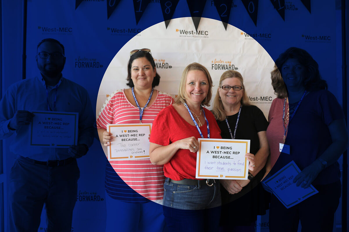 Western Maricopa Education Center counselors image