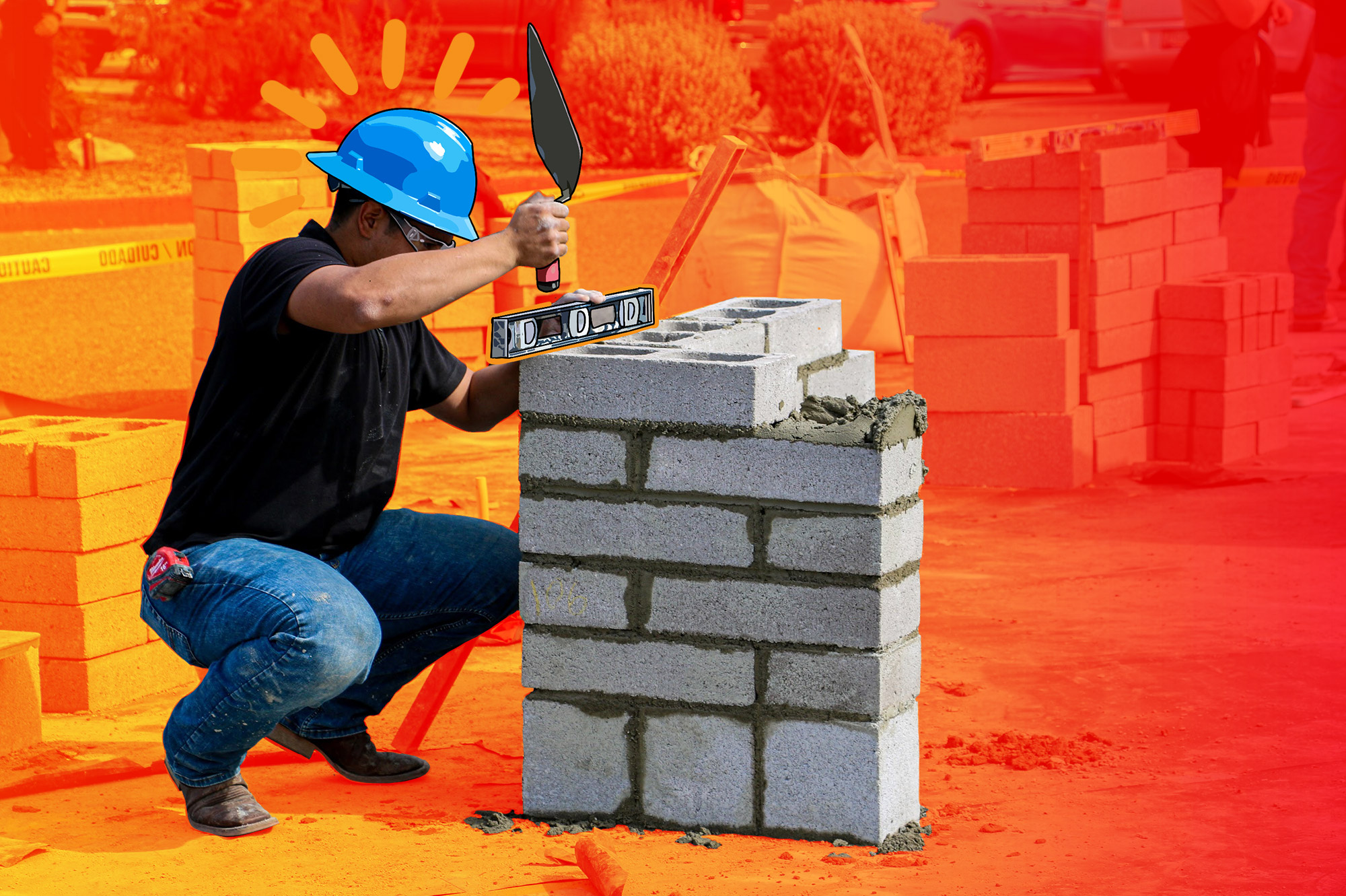Masonry Concrete Career Training Program Image