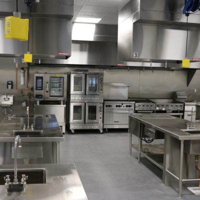 West-MEC partnership with Millennium High School funds Culinary Principles kitchen and cafe